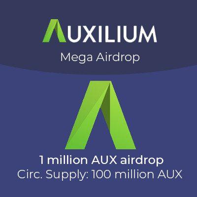 Auxilium Airdrop (Round 2)