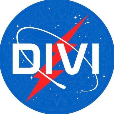 DIVI by MyCointainer Airdriop Contest Logo