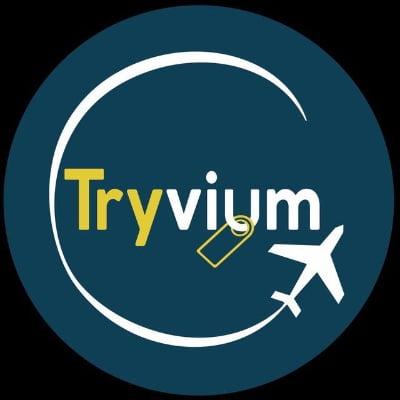 Tryvium Airdrop Logo