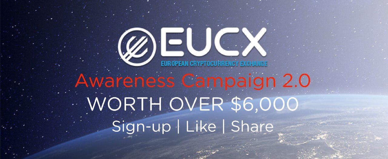 EUCX Awareness Campaign