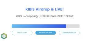 KIBIS airdrop live