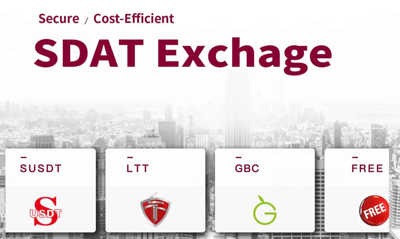 SDAT Exchange Airdrop
