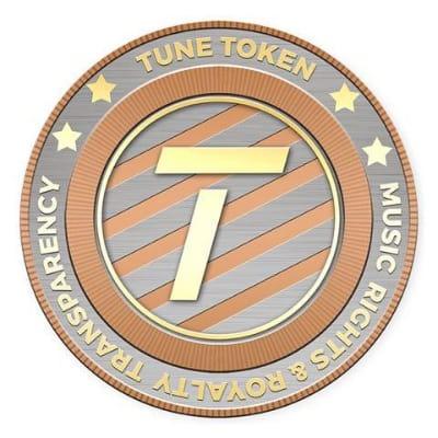 Tune token airdrop logo