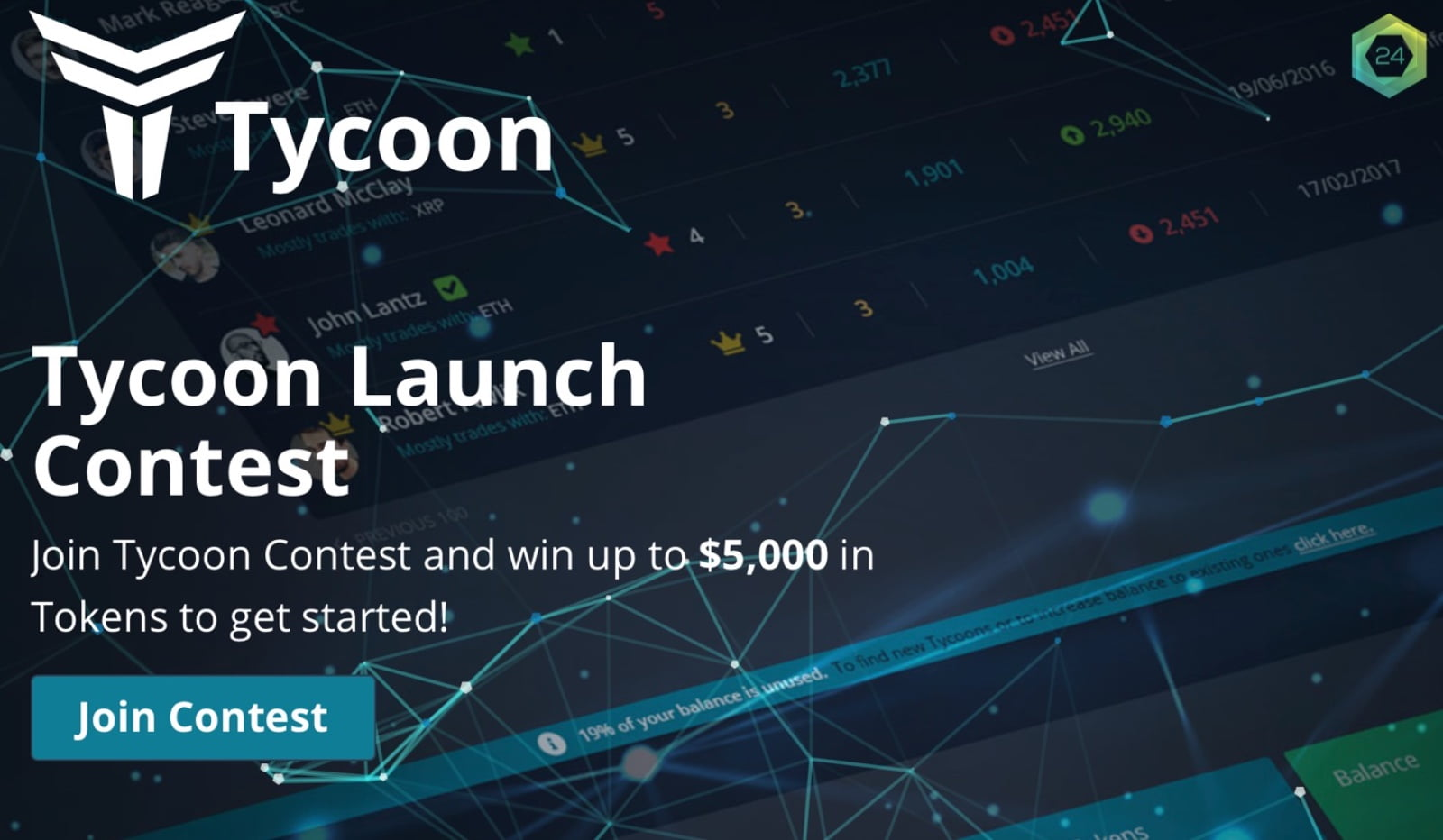 Tycoon contest 2-2