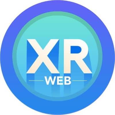 XR Web Airdrop logo