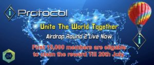 iProtocol Network Airdrop annoncement