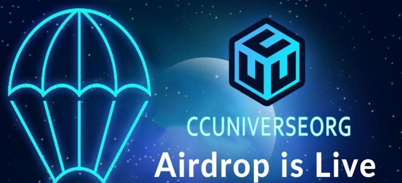 CCUniverse Airdrop