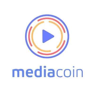Mediacoin Airdrop logo