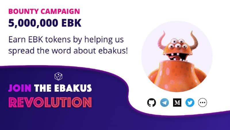 Ebakus Airdrop