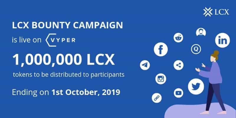 LCX Airdrop