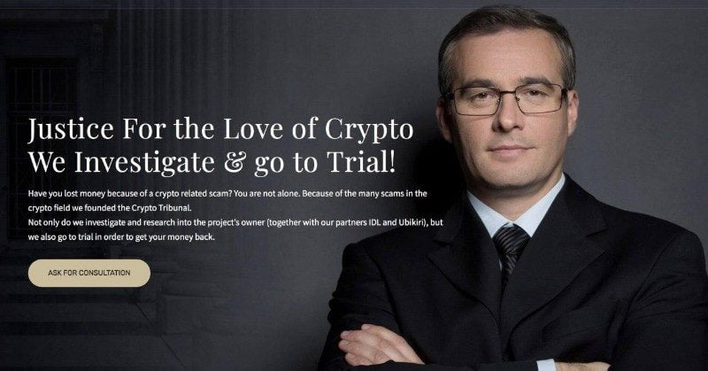 crypto-tribunal-airdrop-logo