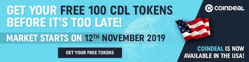 Coindeal Airdrop 800x200