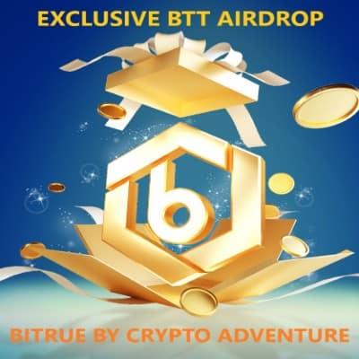 Exclusive Bitrue Exchange BTT Airdrop By Crypto Adventure (1)
