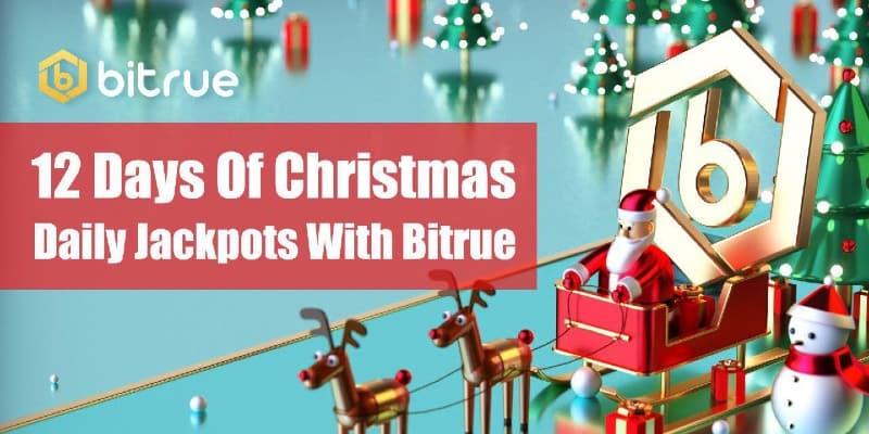 Bitrue 12 days Airdrop