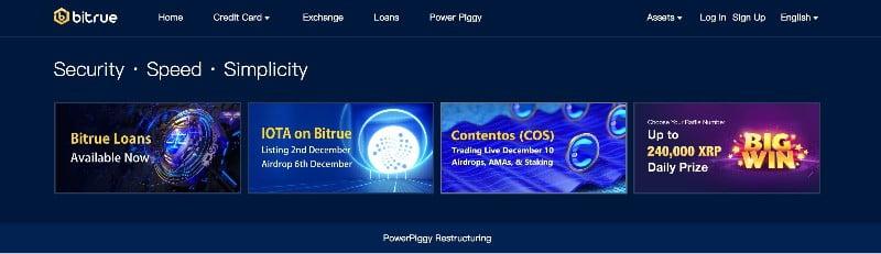 Bitrue Airdrop logo-2