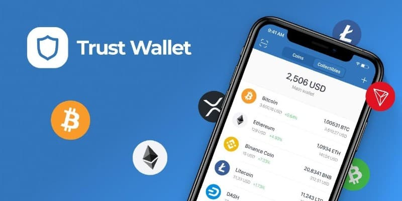 cryptocurrency wallet free coins