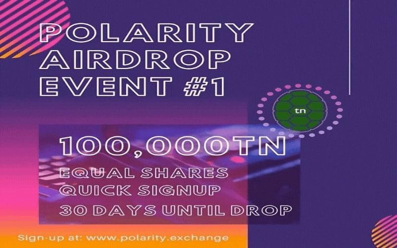 Polarity Exchange Airdrop
