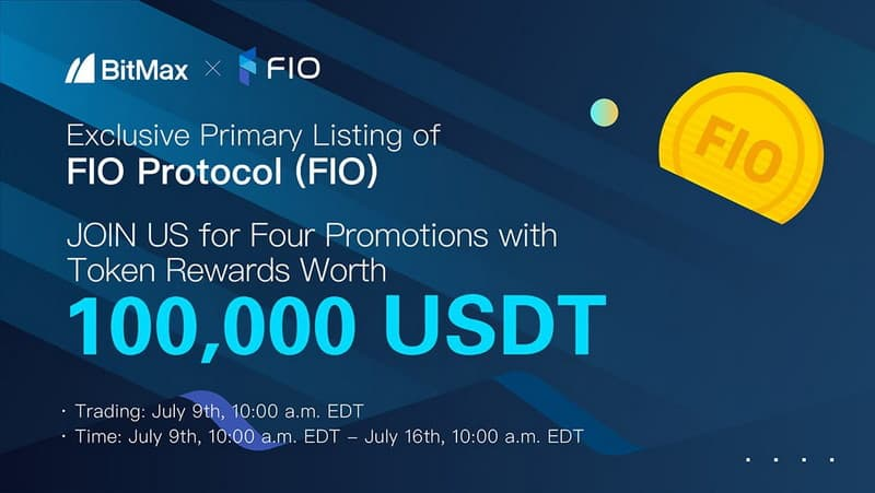 FIO-protocol-by-bitmax-airdrop