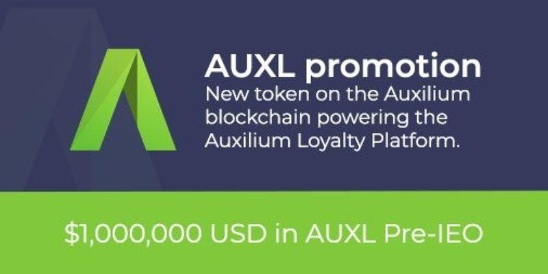 Auxilium Global Airdrop
