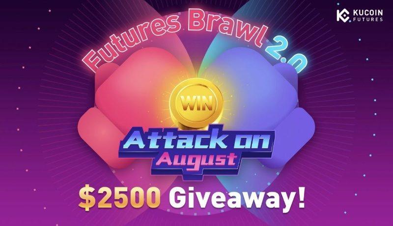 KuCoin Futures Brawl Giveaway