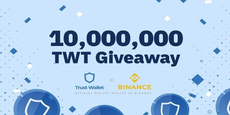 Trust Wallet x Binance Airdrop