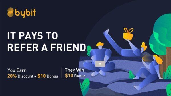Bybit Referral Bonus