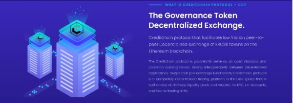 Creditchain Protocol Airdrop