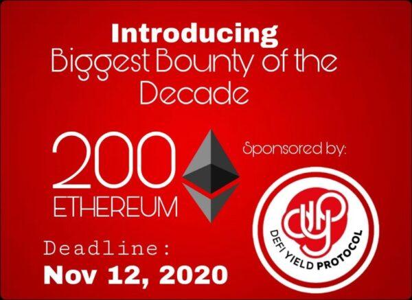DeFi Yield Protocol Bounty