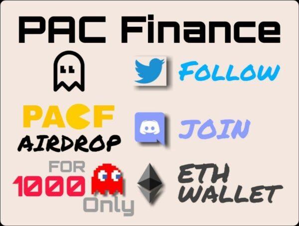 PAC Finance Airdrop