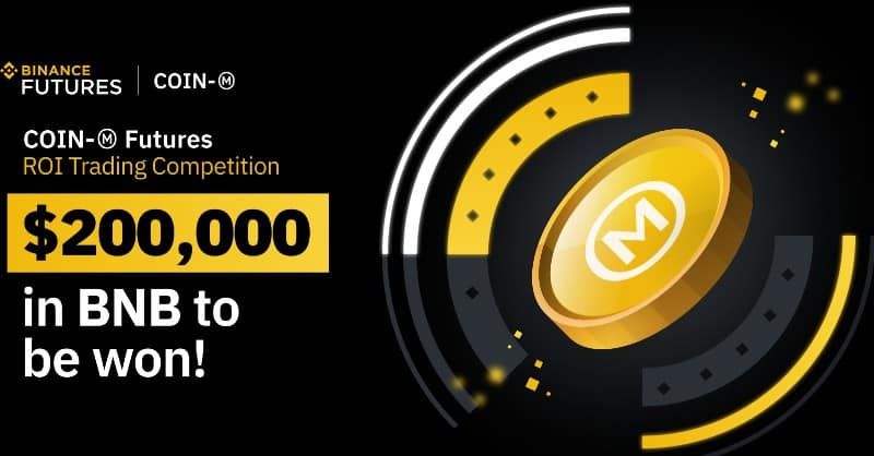 Binance Futures ROI Trading Contest