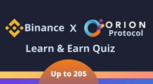 Binance Learn & Earn Quiz (ORN)