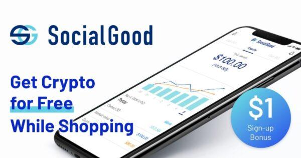 SocialGood Giveaway