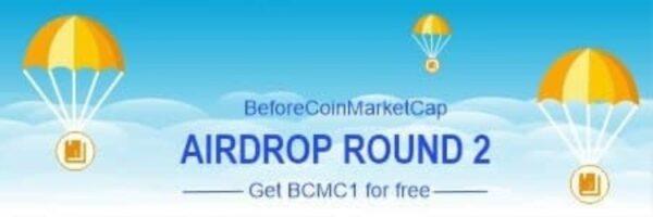 BeforeCoinmarketCap Airdrop