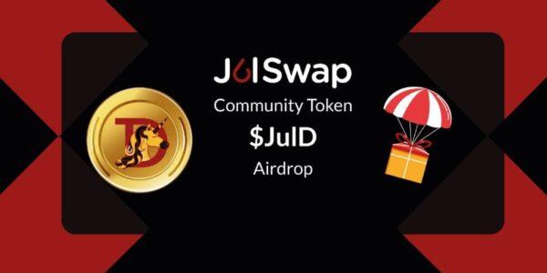 JulSwap Community Token Airdrop