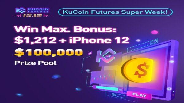 Kucoin Futures 12-12 Giveaway