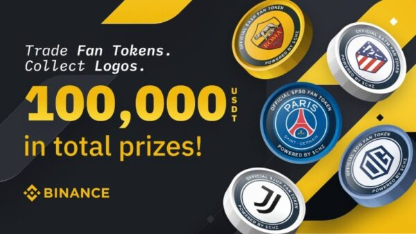 Collect & Win Promo By Binance