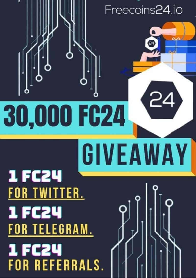 Freecoins24 Giveaway Round-2