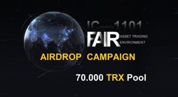 IC1101 Airdrop