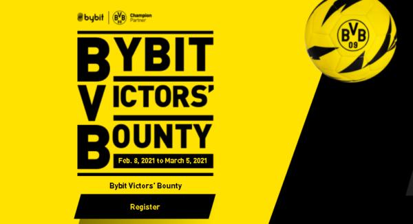Bybit Victors' Bounty