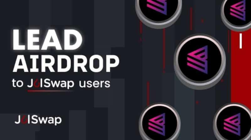 Lead-Wallet-x-julSwap-Airdrop