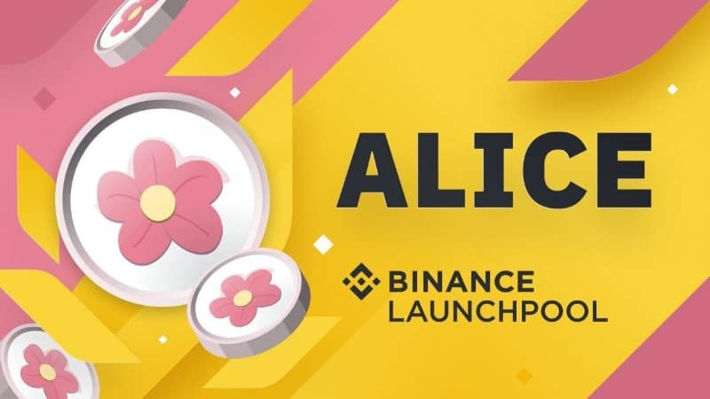Alice on Binance Launchpool