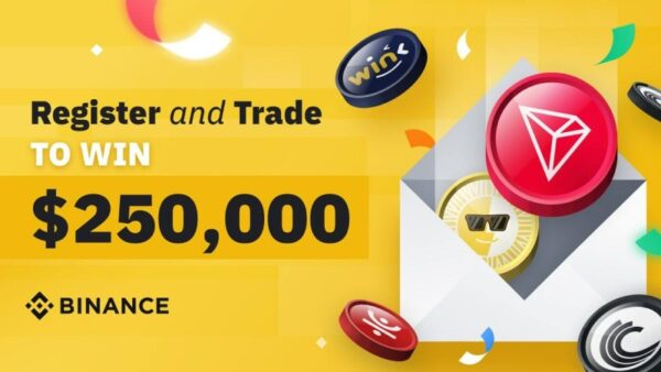 Binance Trading Competition