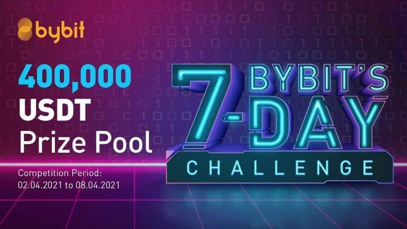 Bybit 7-Days challenge
