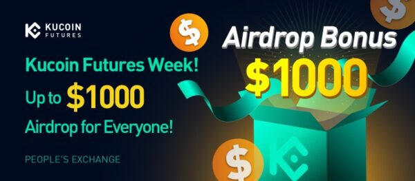 KuCoin Futures Week Airdrop