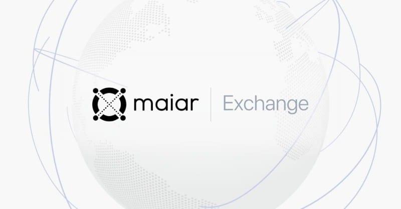 Maiar exchange airdrop