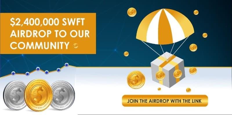 Swift Token Airdrop