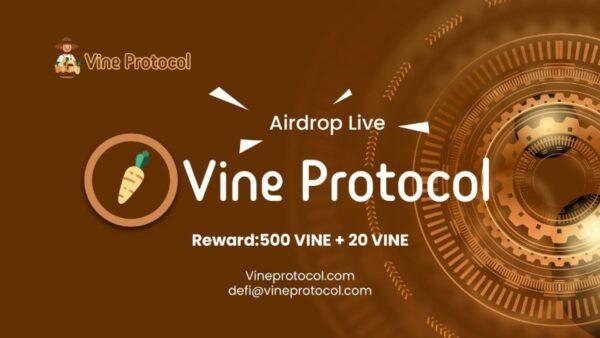 VINE Protocol Airdrop
