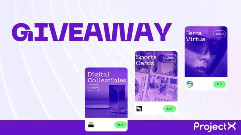 ProjectX Giveaway