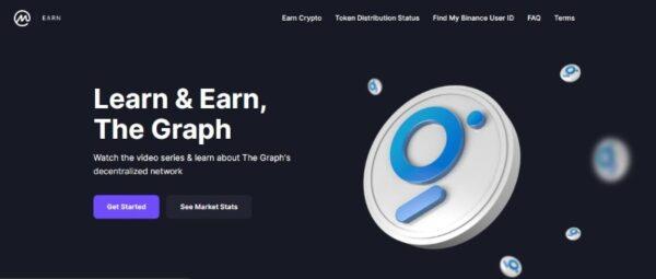 Coinmarketcap x TheGraph Airdrop