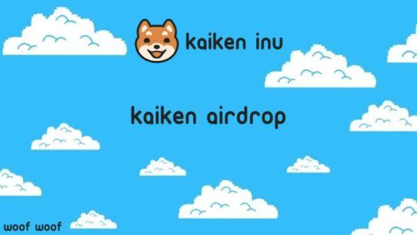 Kaiken Inu Airdrop